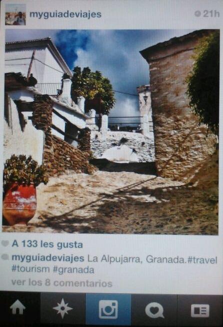 Foto de Instagram #Turismo