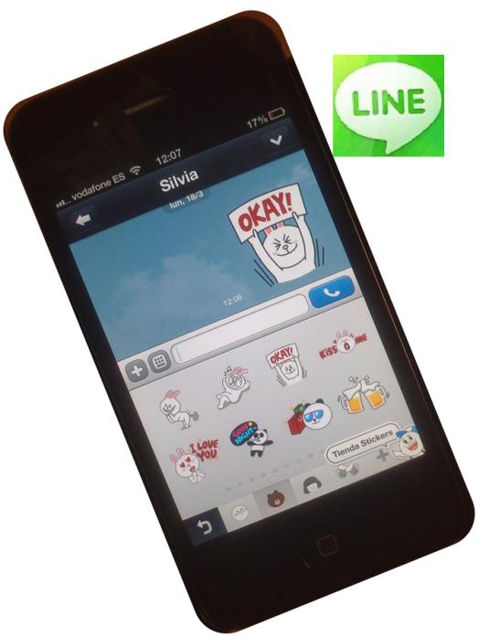 Aplicación Line