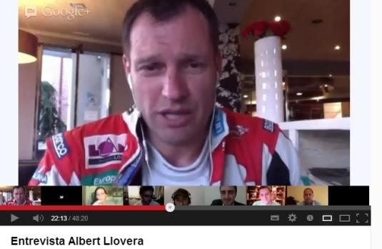 HangOut Albert Llovera