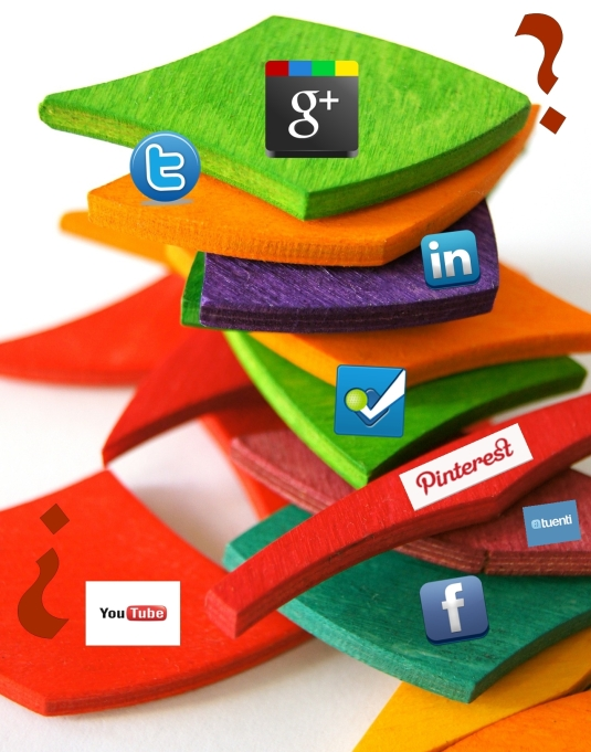 Social Media Mix adecuado para cada empresa