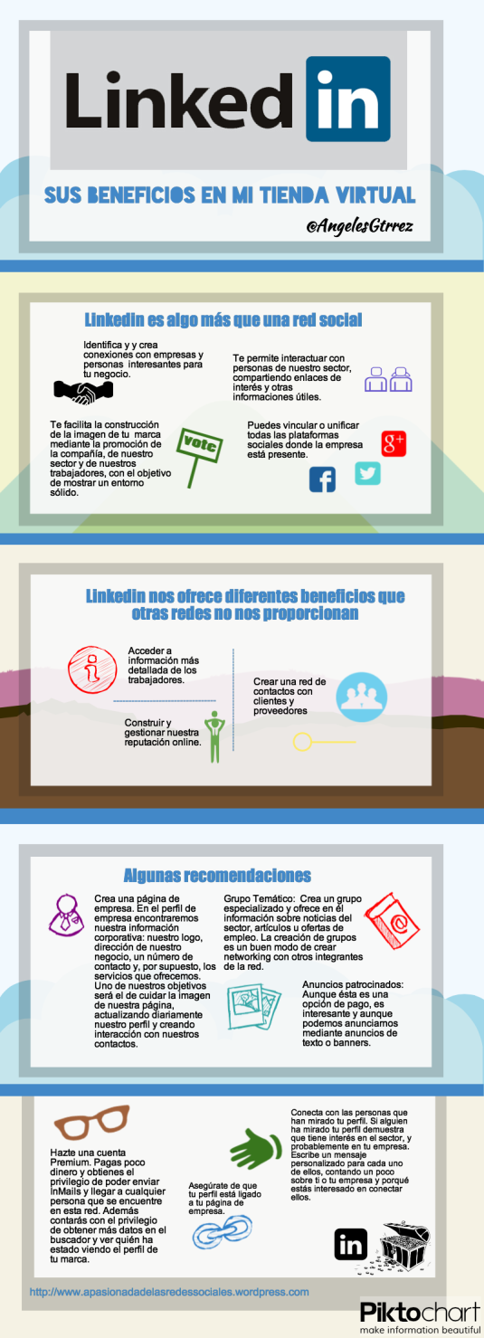 Linkedin Tienda Online