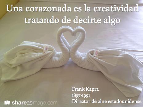 Corazonada y Creatividad en Social Media