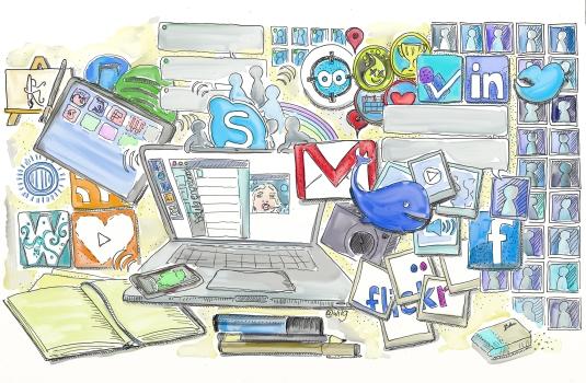 Cuales son las redes sociales aptas para una empresa