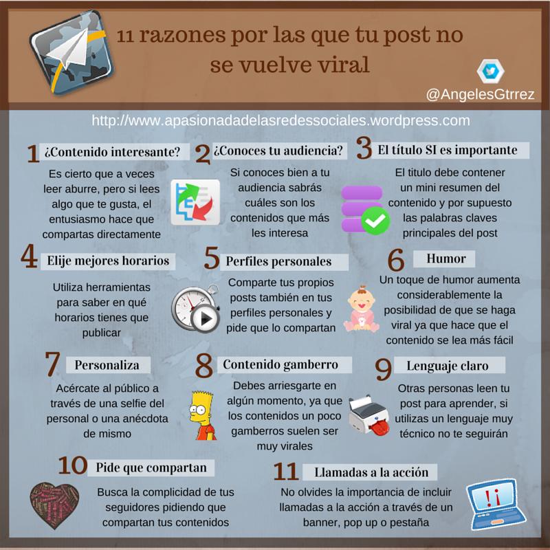 post | Apasionada de las Redes Sociales
