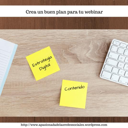 Estrategia digital webinar
