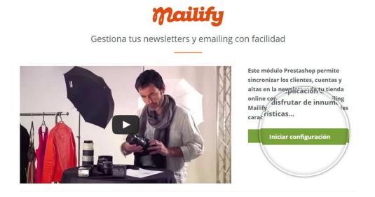 E-commerce mailing
